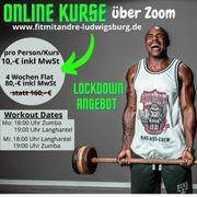 Online Fitnesskurse Sport Zumba Kraftraning