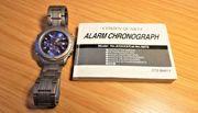 Armbanduhr Titan Citizen Titanium Chronograph