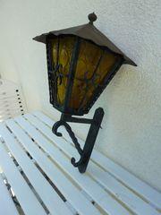 Verkaufe Schmiedeeisene Außenlampe