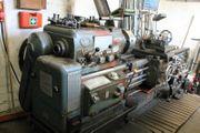 VDF Drehbank Drehmaschine mit Digitalanzeige