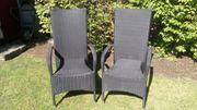2 Gartenstühle