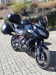 Verkaufe Kawasaki Versys 650 ABS
