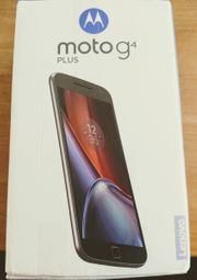 Moto G4 Plus in schwarz