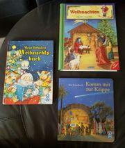 3 Kinder Weihnachts Bücher