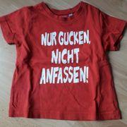 Kinder T-Shirt Gr 80