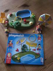 4140 Playmobil - KompaktSet Planschbecken