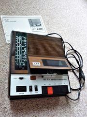 Kassetten Radio-Recorder von 1973 im