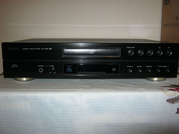 CD Player Teac CD-P1260