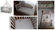 ROBA Kinderbett inkl Träumelandmatratze
