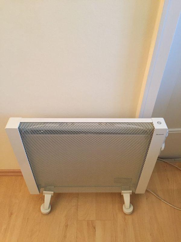 Duracraft DW-215E Wärmewellengerät 1500 Watt