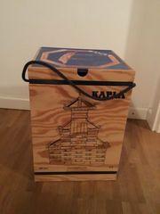 Kapla-Kasten 280 Holzbausteine