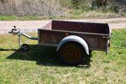Pkw Anhänger 500 kg TÜV