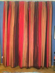 Exklusiver blickdichter Vorhang