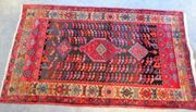 Teppich - Orient-Muster - ca 120x80cm - gut erhalten