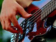 Gitarrist Basisst für Coverband in