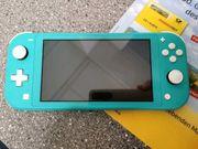 Nintendo Switch lite inkl Animal