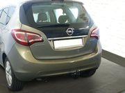 Anhängerkupplung für Opel Meriva B