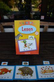 Lernspiel Ich lerne Lesen - Mit