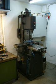Knuth CNC Fräsmaschine