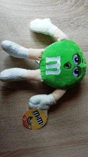 plüschfigur grün