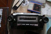 Autoradio mit 8Spur cassettenabspieler
