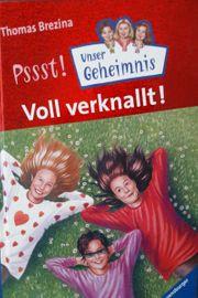 Mädchenbuch Pssst Unser Geheimnis Voll