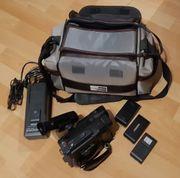 Videocamcorder S-VHS-C Philips VKR9015 wartungsbedürftig