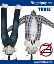 TUBIE Bügelmaschine für Privat und