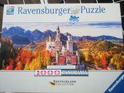 Schloss Neuschwanstein - Puzzle