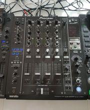 Pioneer DJM-900 SRT 4 Kanal
