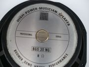 Lautsprecher Boxen-Bauer