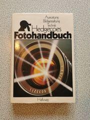 Fotobuch Fotolehrbuch Hedgecoes Fotohandbuch