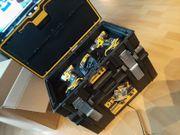 Dewalt DCK692M3 6tlg Akku-Werkzeugset inkl
