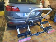Anhängerkupplung komplett mit Fahrradträger