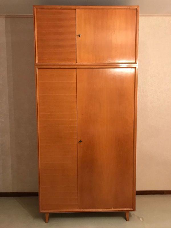 Helberger Schlafzimmer Orignal 50er Jahre