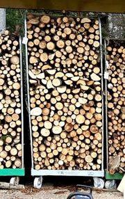 Brennholz Ofenfertig - Hartholz oder Weichholz