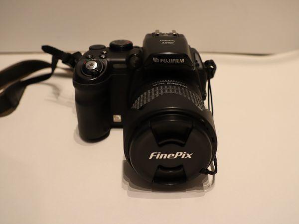 FujiFilm FinePix S9500 Digitalkamera 9