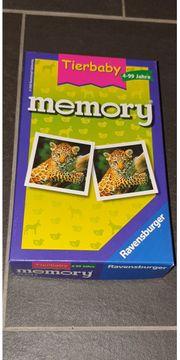 Ravensburger 23013 Tierbaby Memory