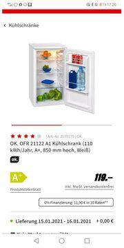 Kühlschrank OK wie Neu 1