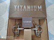 Lorenzini Titan-Pelham-Gebiss 13 5 cm