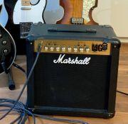 Marshall MG 15 FX - Gitarrenverstärker