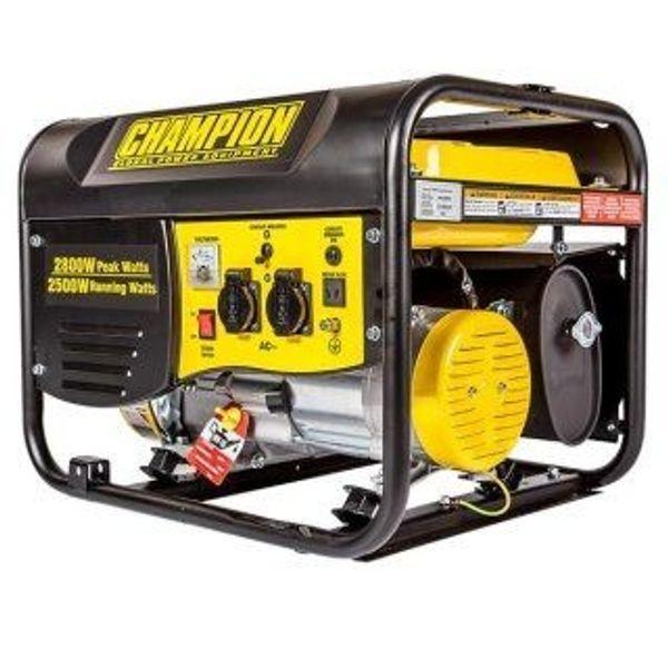 Champion 2 8k Watt Generator