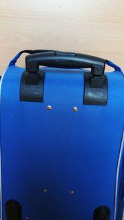 Koffer mit Namen Sebastian