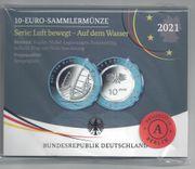 10 Euro Sammlermünzen Auf dem