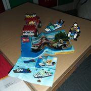 Lego City 4437 Verfolgung im