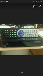 HD satreceiver TechniSat