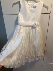 Erstkommunions Kleid Gr 128