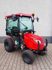 Traktor Schmalspurtraktor Kommunaltraktor Branson 2505H