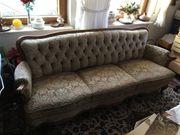 Chippendale Sofa 3-Sitzer
