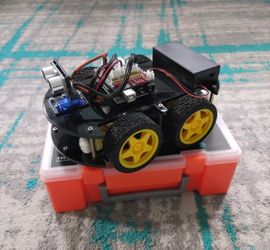 Elektronik - Robot Car Kit V3 von
